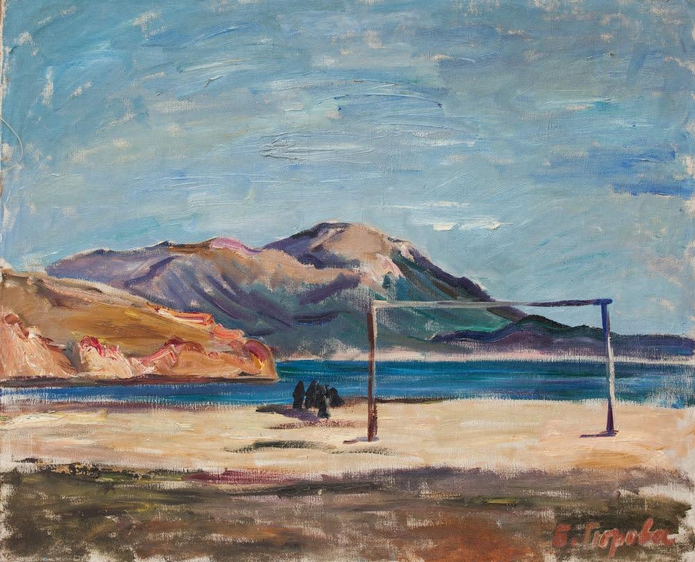 Варна ще се открие представителна изложба на БРОНКА ГЮРОВА (1910-1995)
